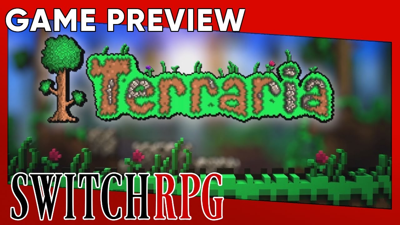 Terraria Preview (Switch)