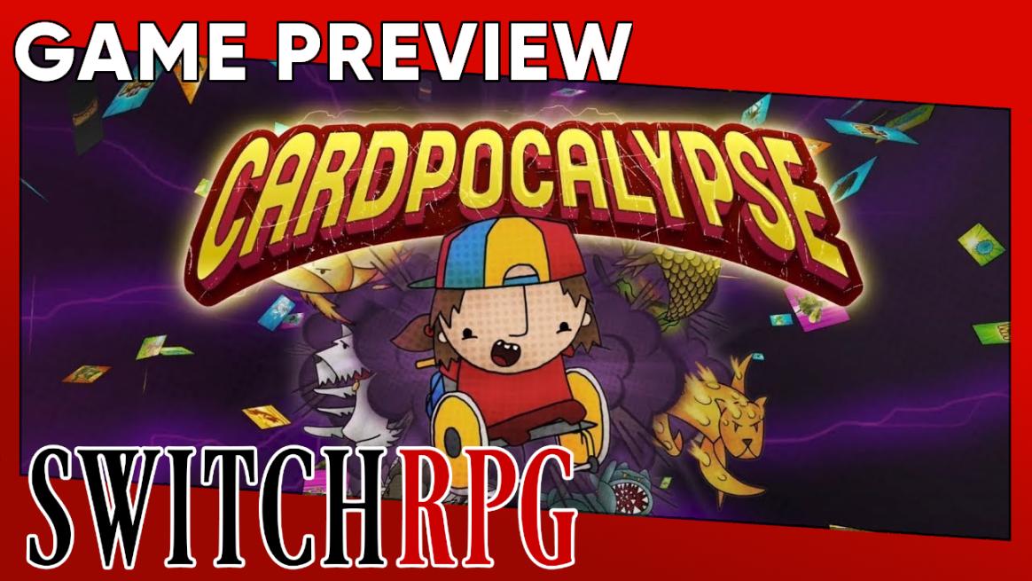 Cardpocalypse Preview (Switch)