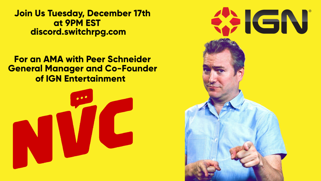 Peer Schneider AMA on December 17th