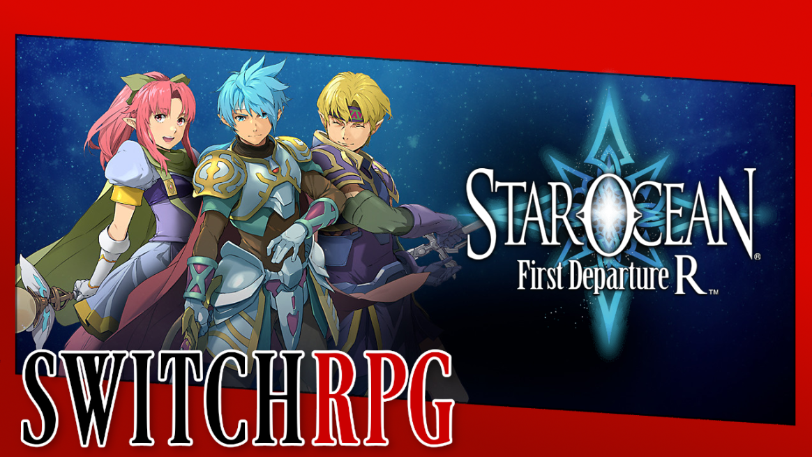 Let's Play Star Ocean: First Departure R (Switch)