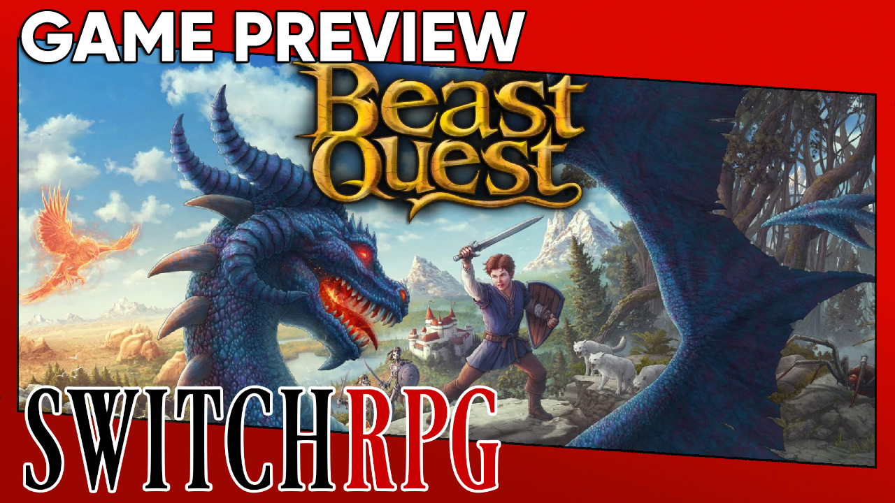 Beast Quest Preview (Switch)