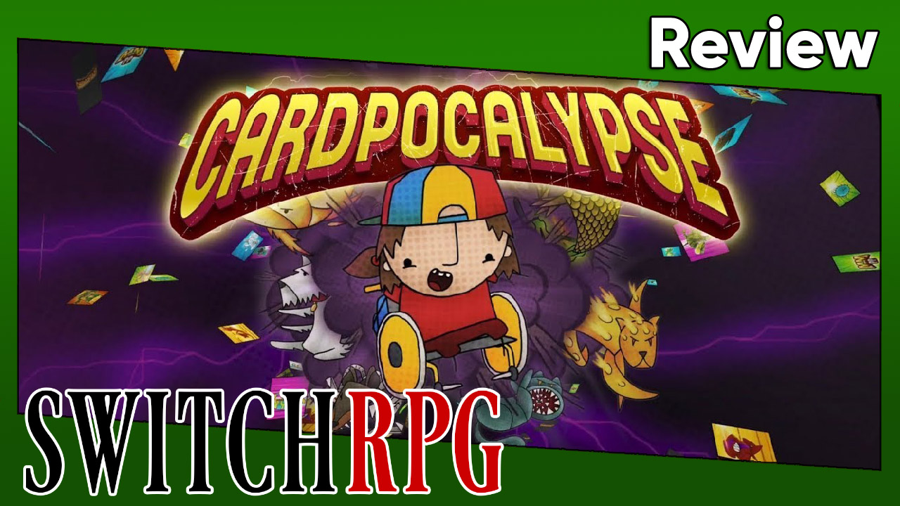 Cardpocalypse Review (Switch)