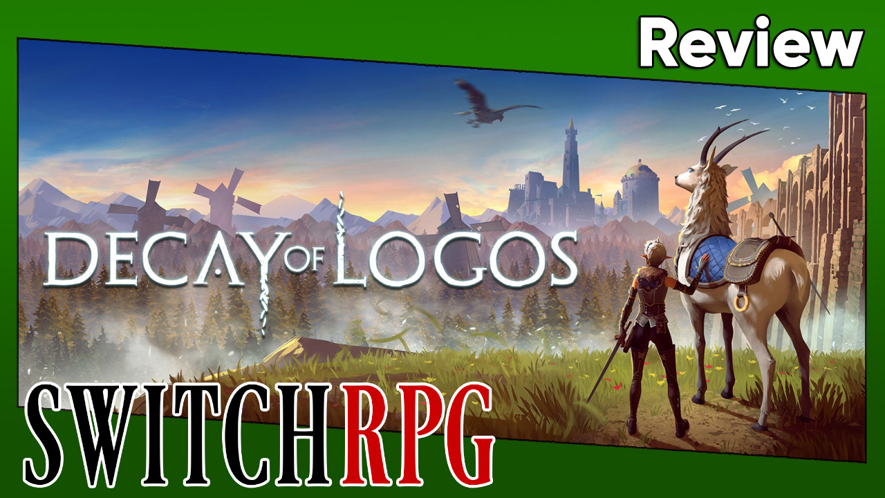 Decay of Logos Review (Switch)