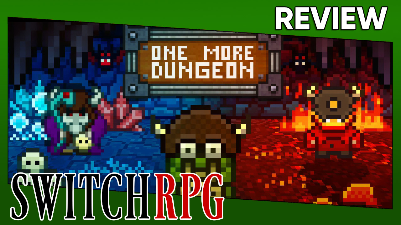 One More Dungeon Review (Switch)