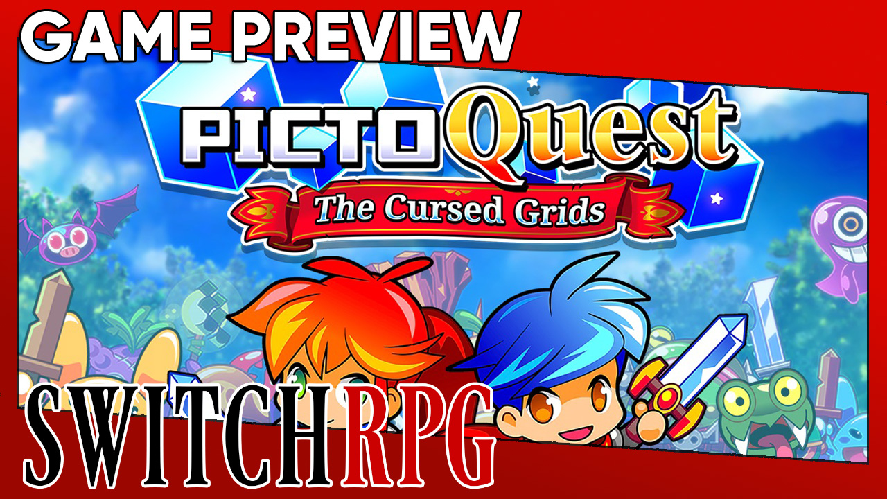 PictoQuest Preview (Switch)