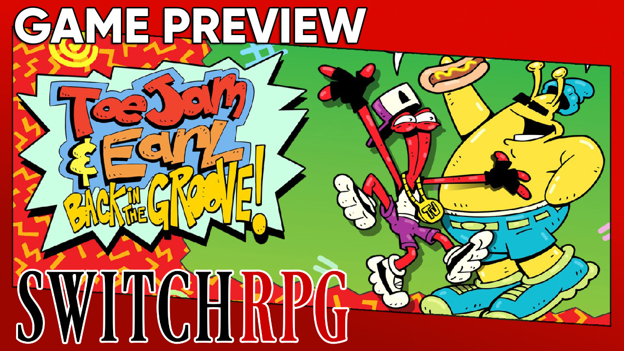 ToeJam & Earl: Back in the Groove! Preview (Switch)