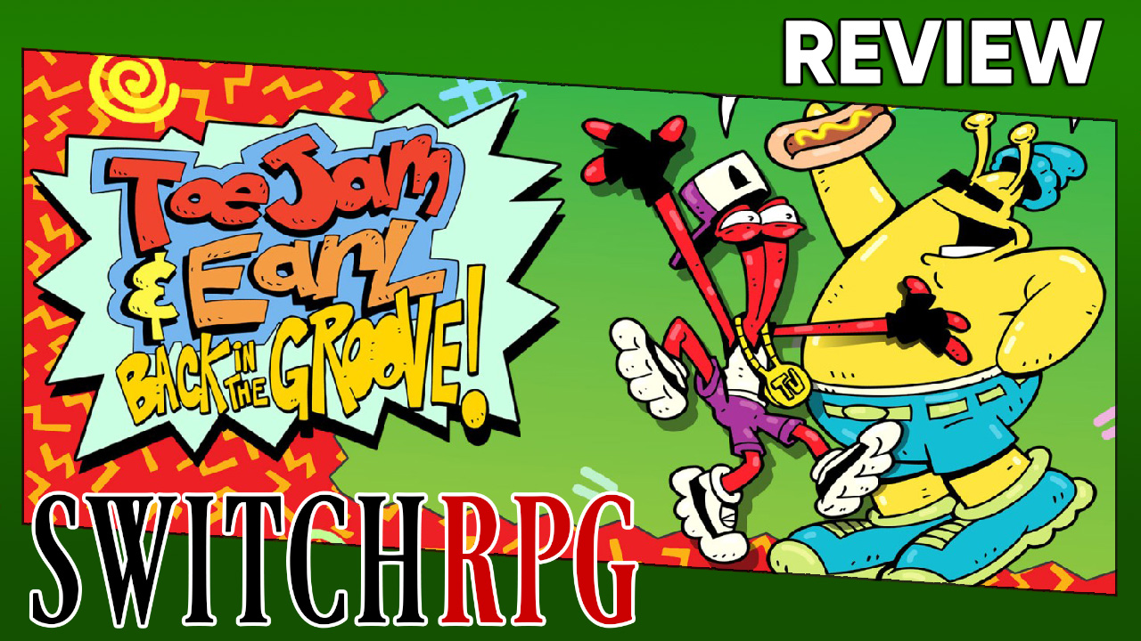 ToeJam & Earl: Back in the Groove! Review (Switch)