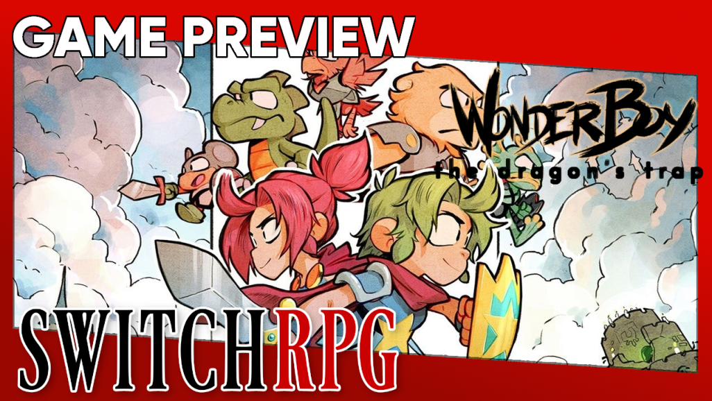 Wonder Boy: The Dragon's Trap Preview (Switch)