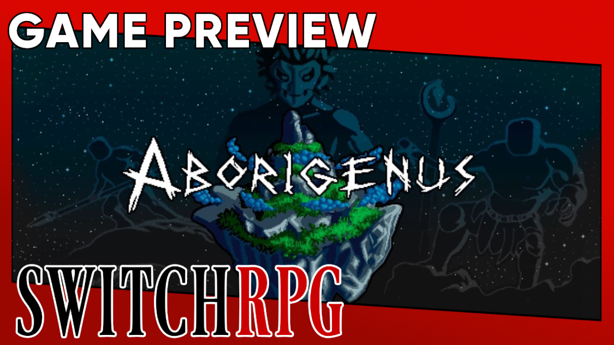 Aborigenus Preview (Switch)