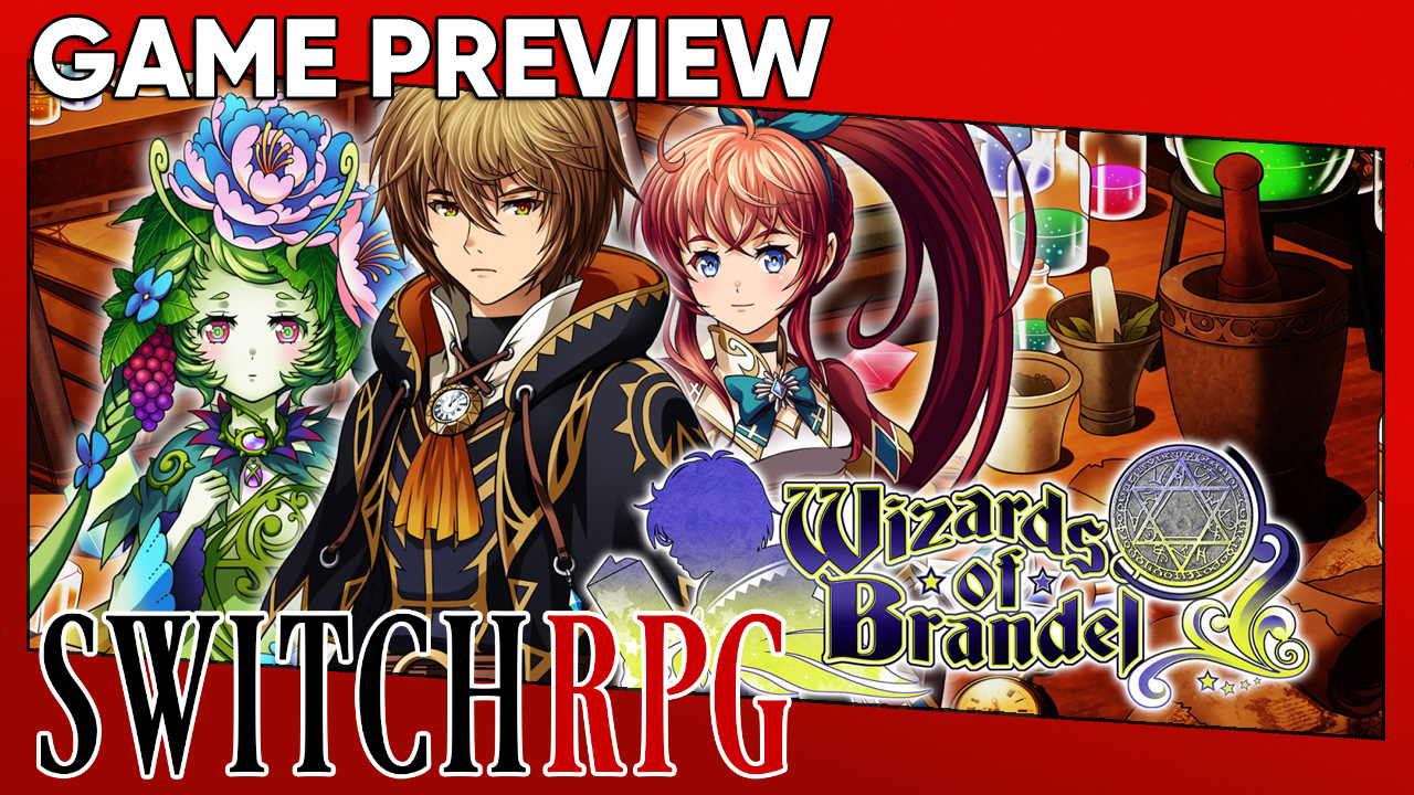 Wizards of Brandel Preview (Switch)
