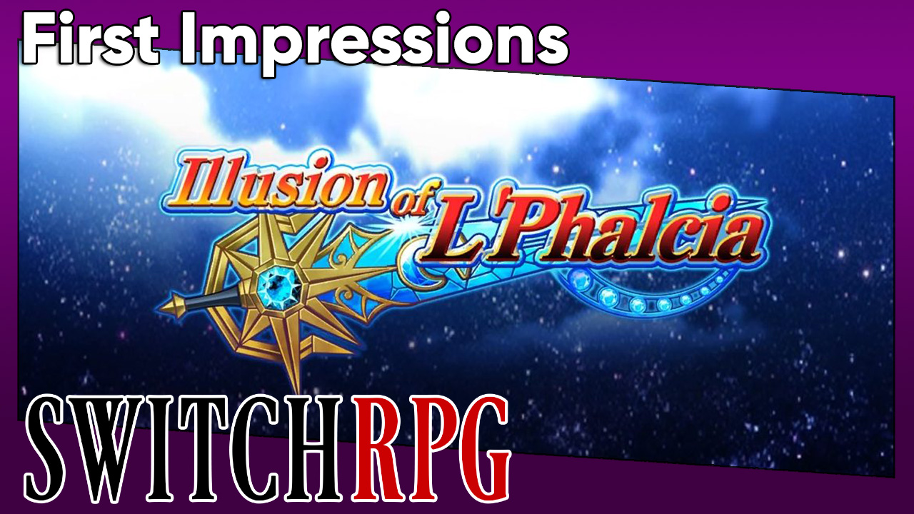 Libra: Illusion of L'Phalcia (Switch)