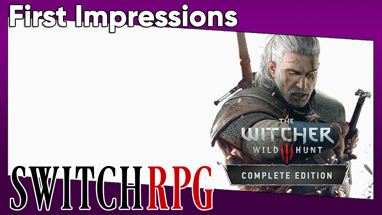Libra: The Witcher 3: Wild Hunt - Complete Edition (Switch)