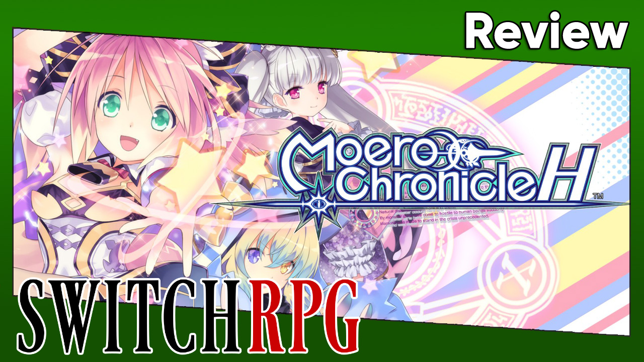 Moero Chronicle Hyper Review (Switch)