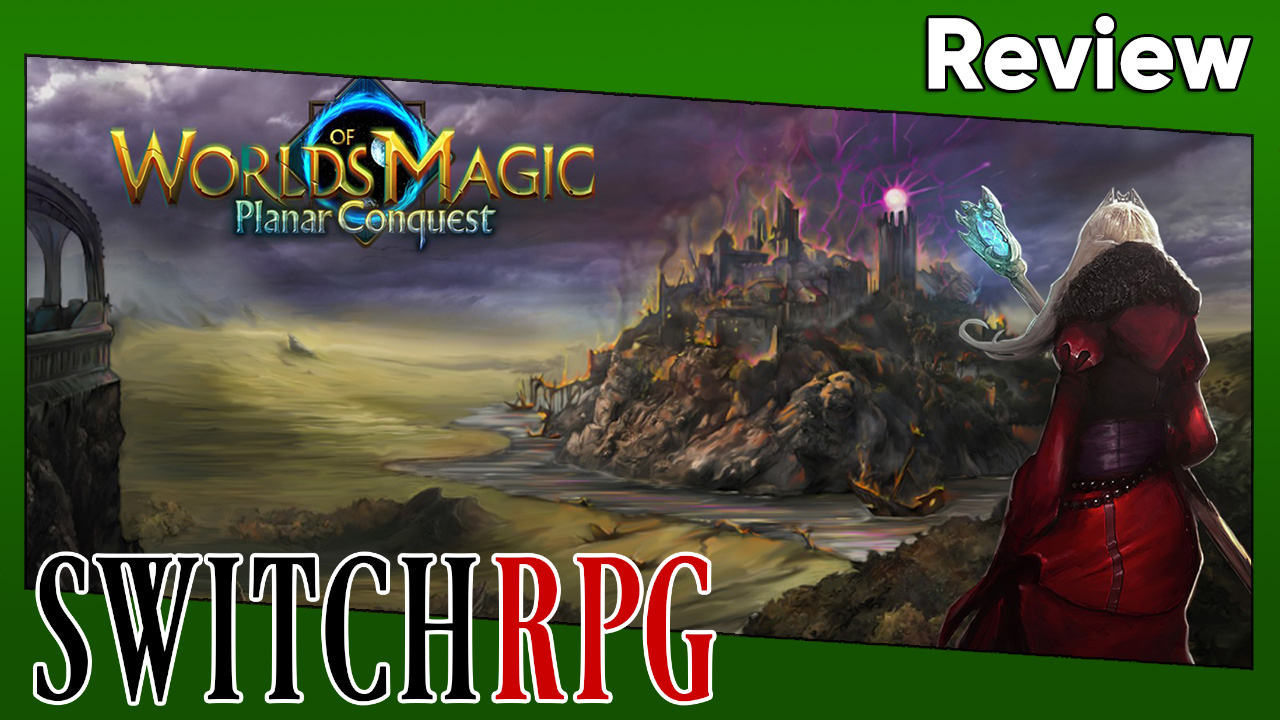 Worlds of Magic: Planar Conquest Review (Switch)