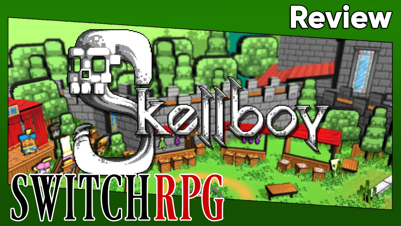 Skellboy Review (Switch)