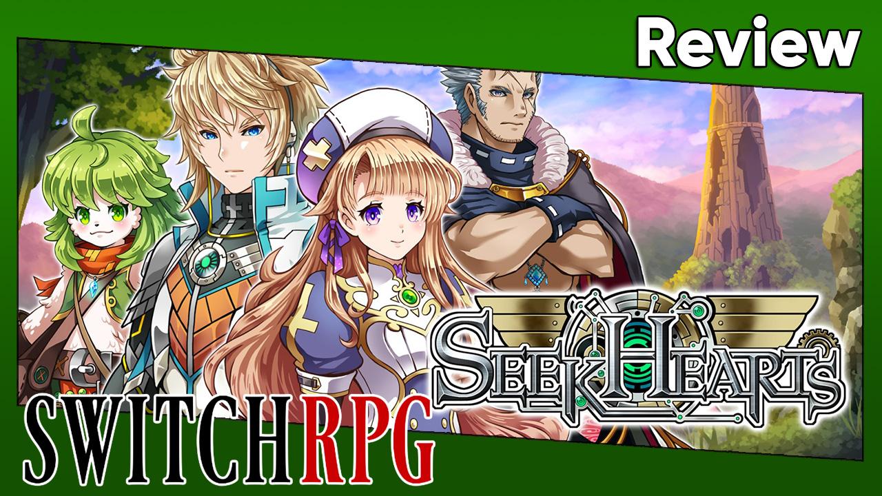 Seek Hearts Review (Switch)