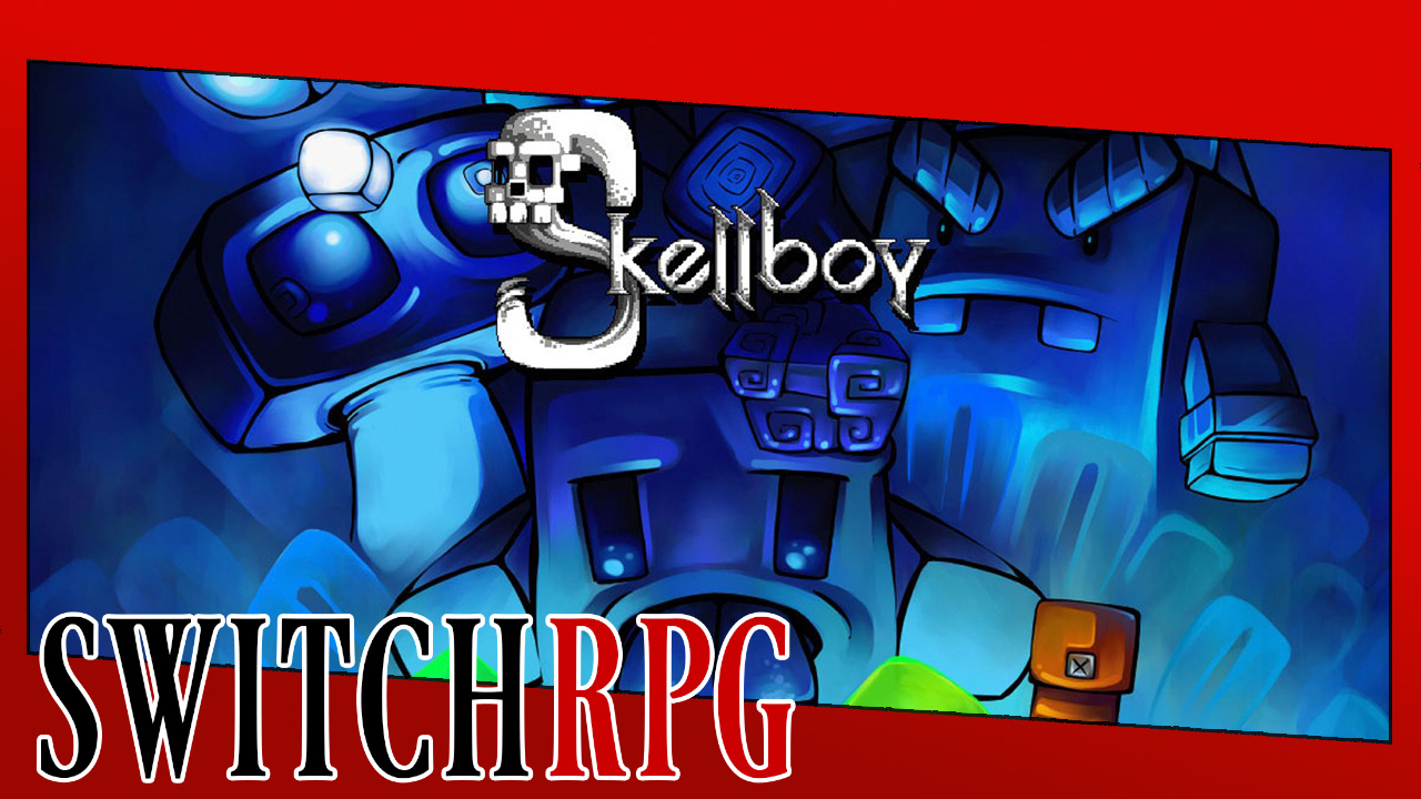 Let's Play Skellboy (Switch)