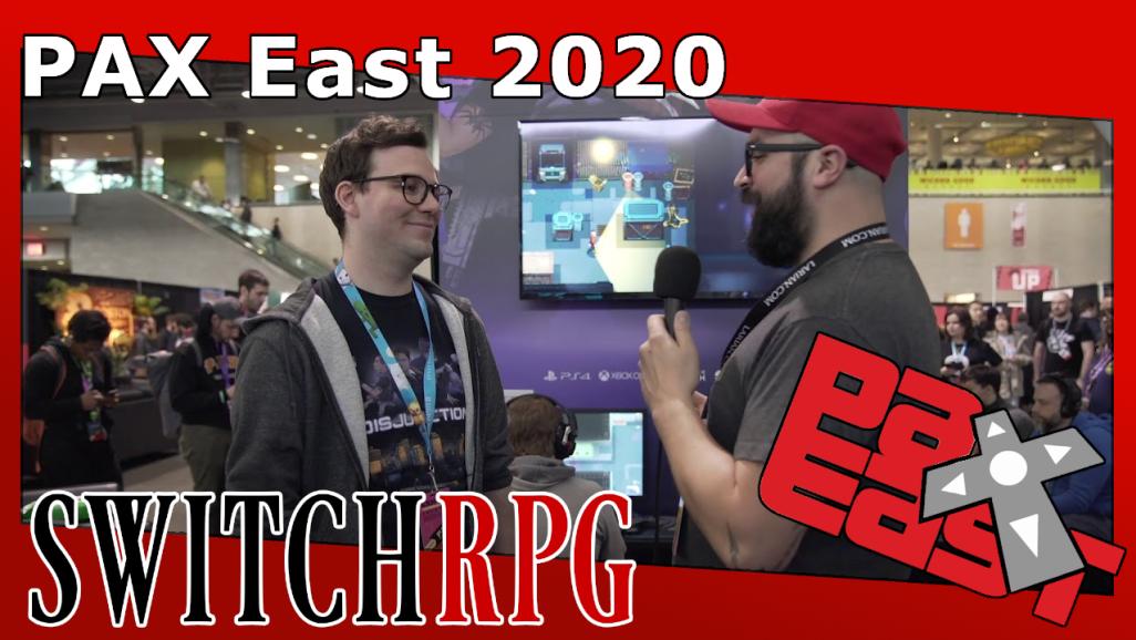 Disjunction Interview   PAX East 2020