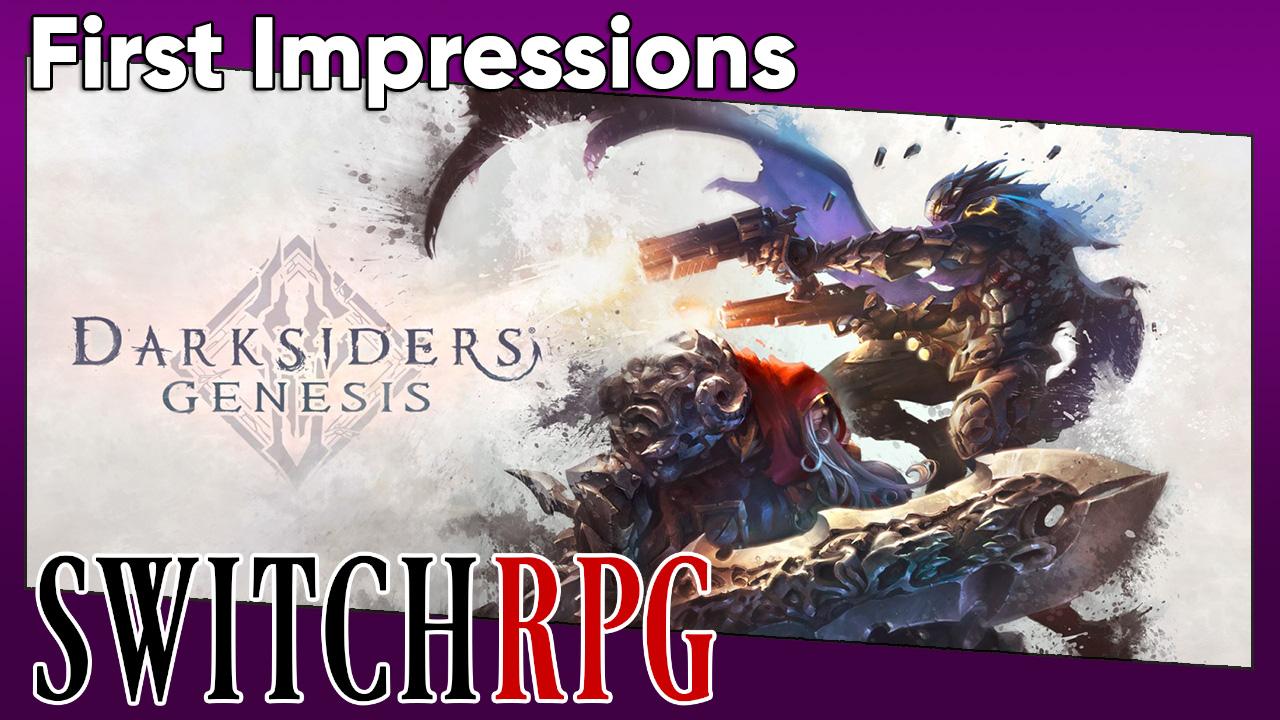 Libra: Darksiders Genesis (Switch)