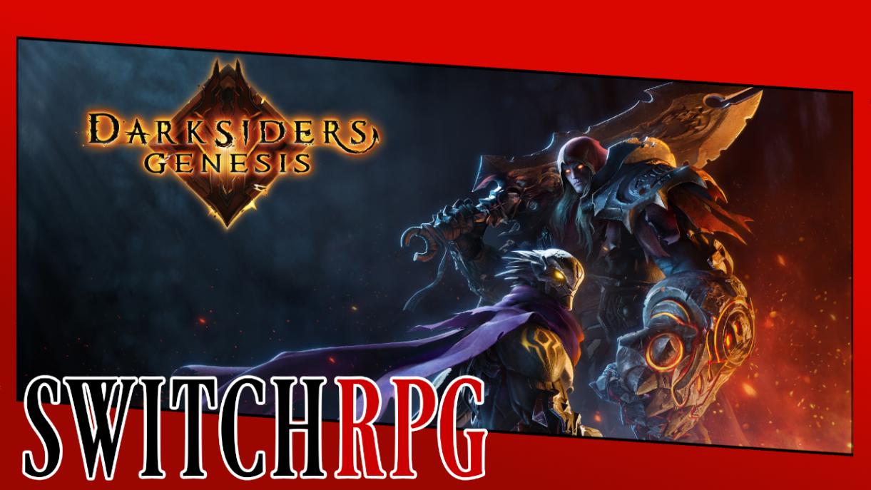 Let's Play Darksiders Genesis (Switch)