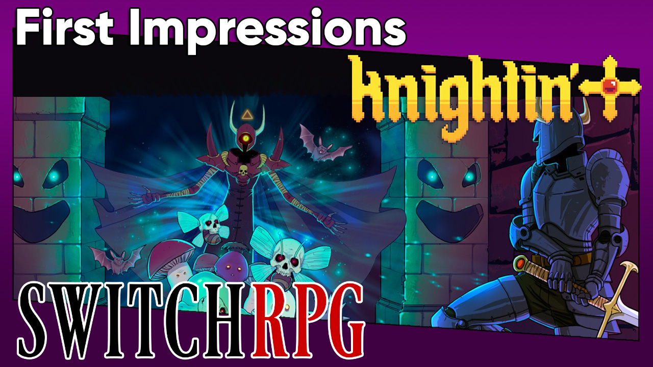 Libra: Knightin'+ (Switch)