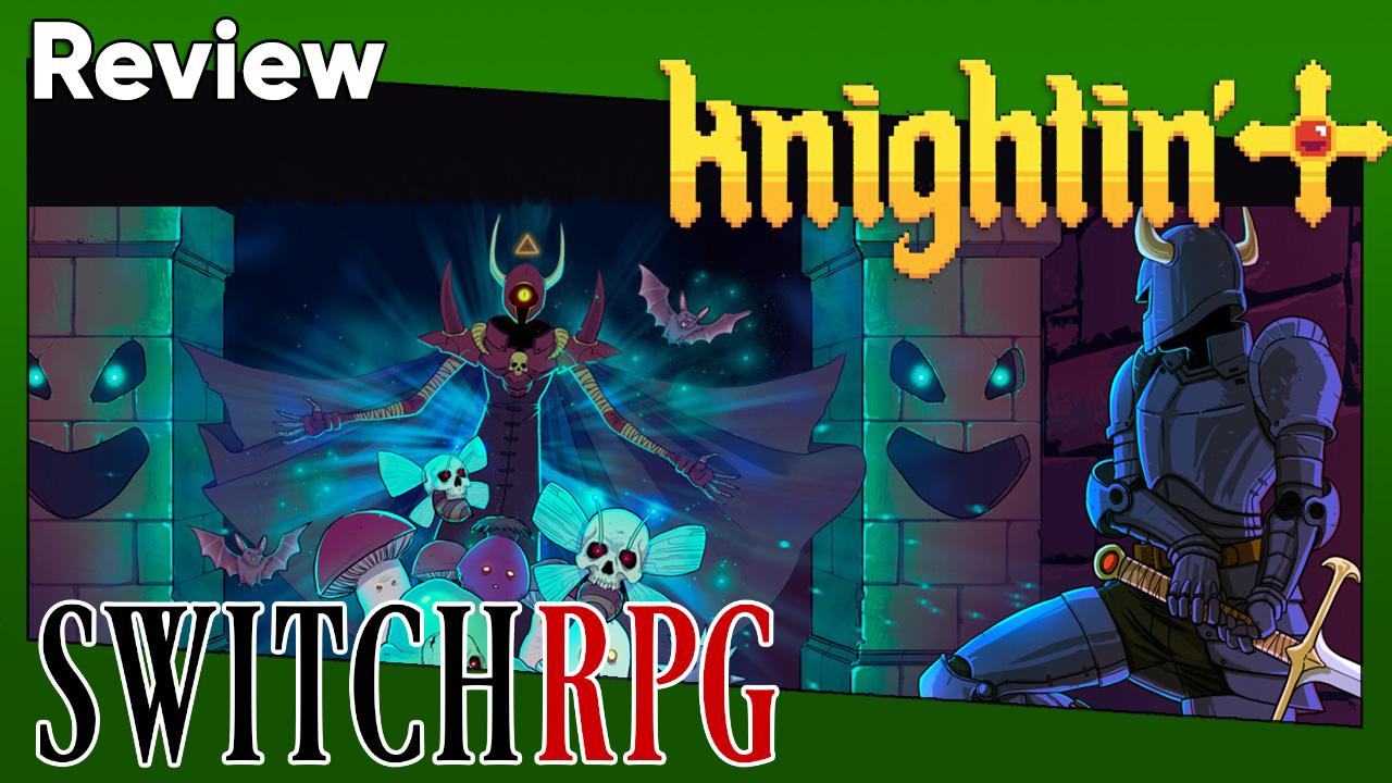 Knightin'+ Review (Switch)