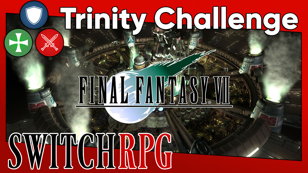 Let's Play Final Fantasy VII: Trinity Challenge (Switch)