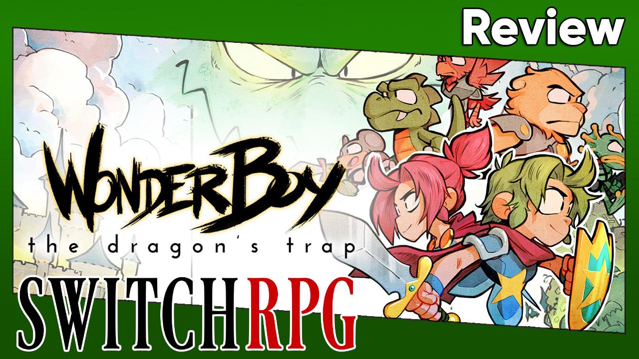 Wonder Boy: The Dragon's Trap Review (Switch)