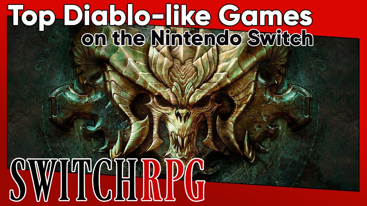 Top Diablo-like Games on Nintendo Switch