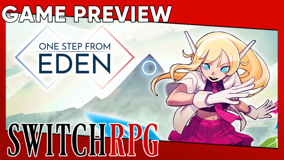 One Step From Eden Preview (Switch)