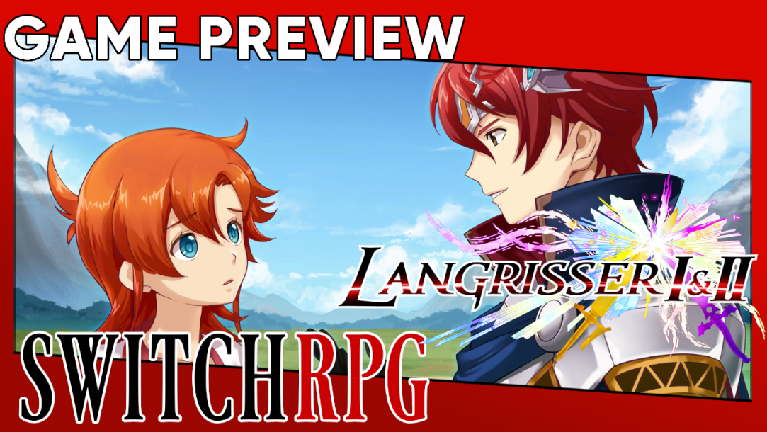 Langrisser I & II Preview (Switch)