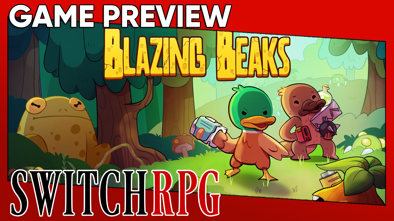 Blazing Beaks Preview (Switch)