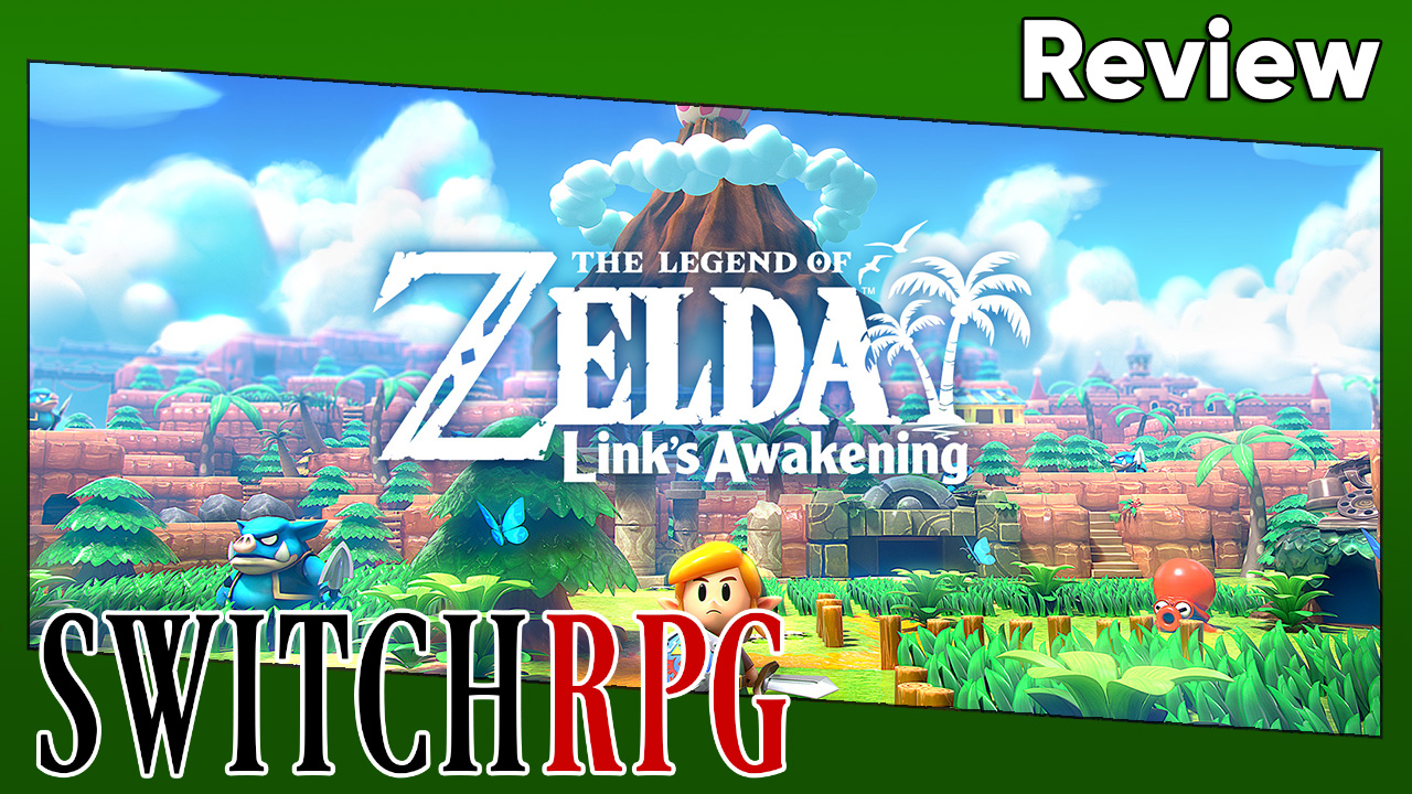 The Legend of Zelda: Link's Awakening Review (Switch)