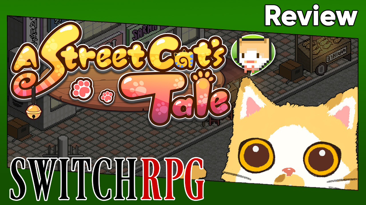 A Street Cat's Tale Review (Switch)