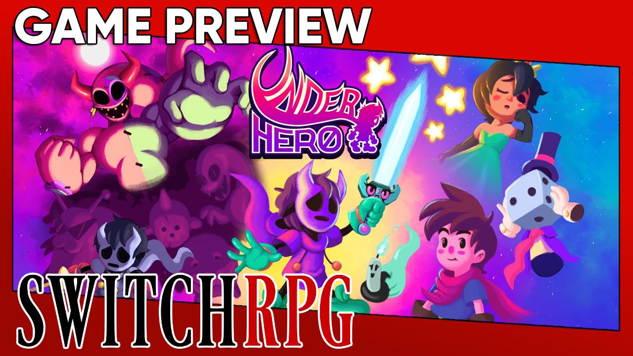 UnderHero Preview (Switch)