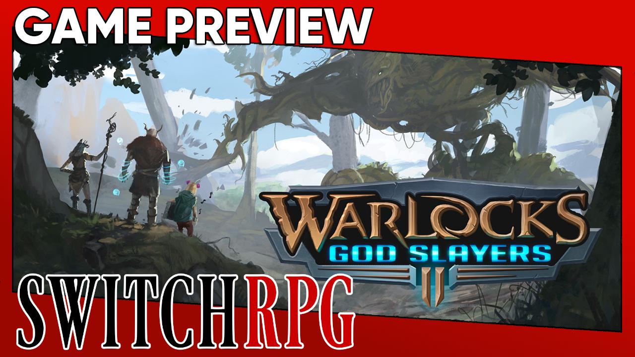 Warlocks 2: God Slayers Preview (Switch)