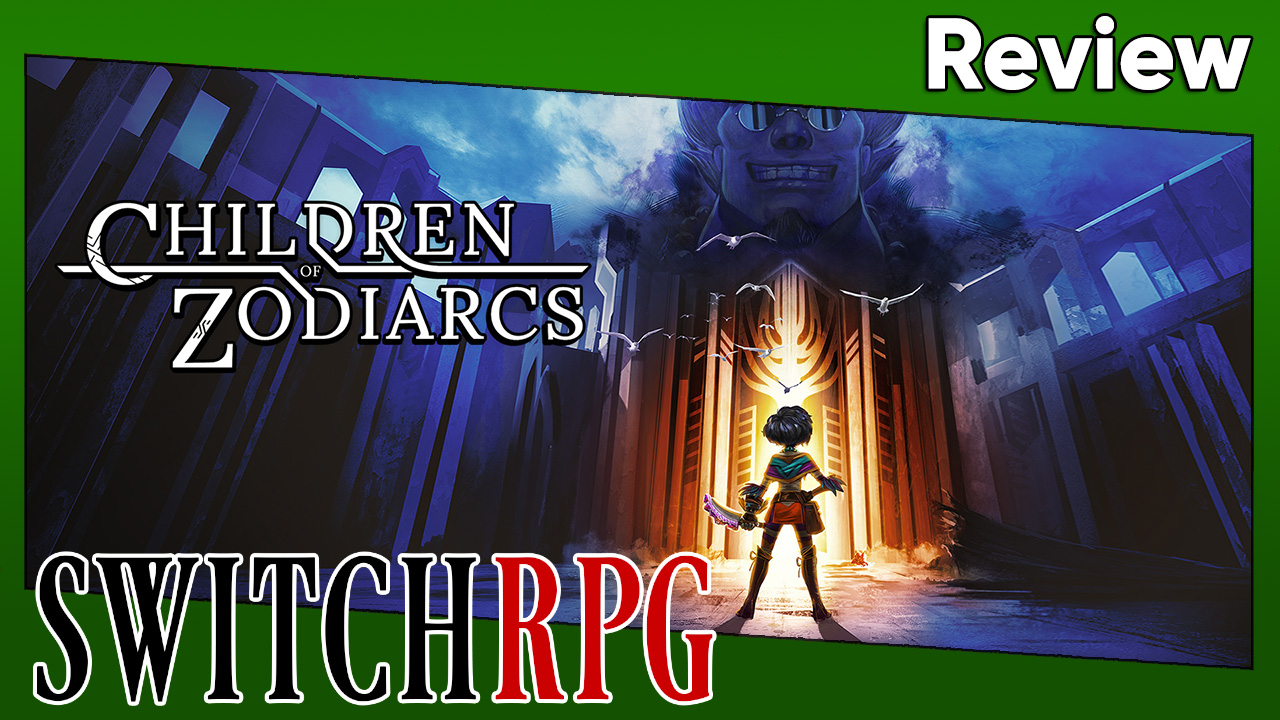 Children of Zodiarcs Review (Switch)