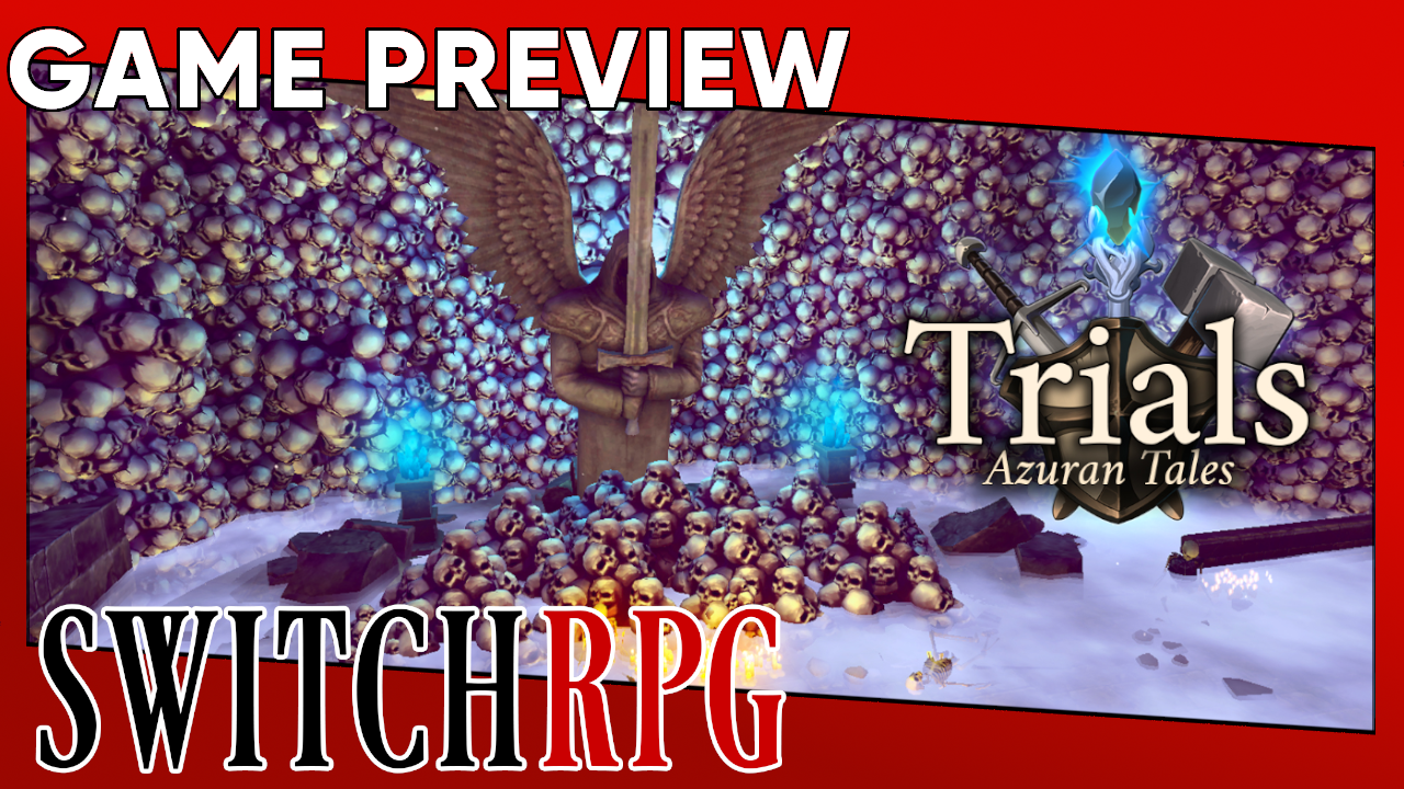 Azuran Tales: TRIALS Preview (Switch)