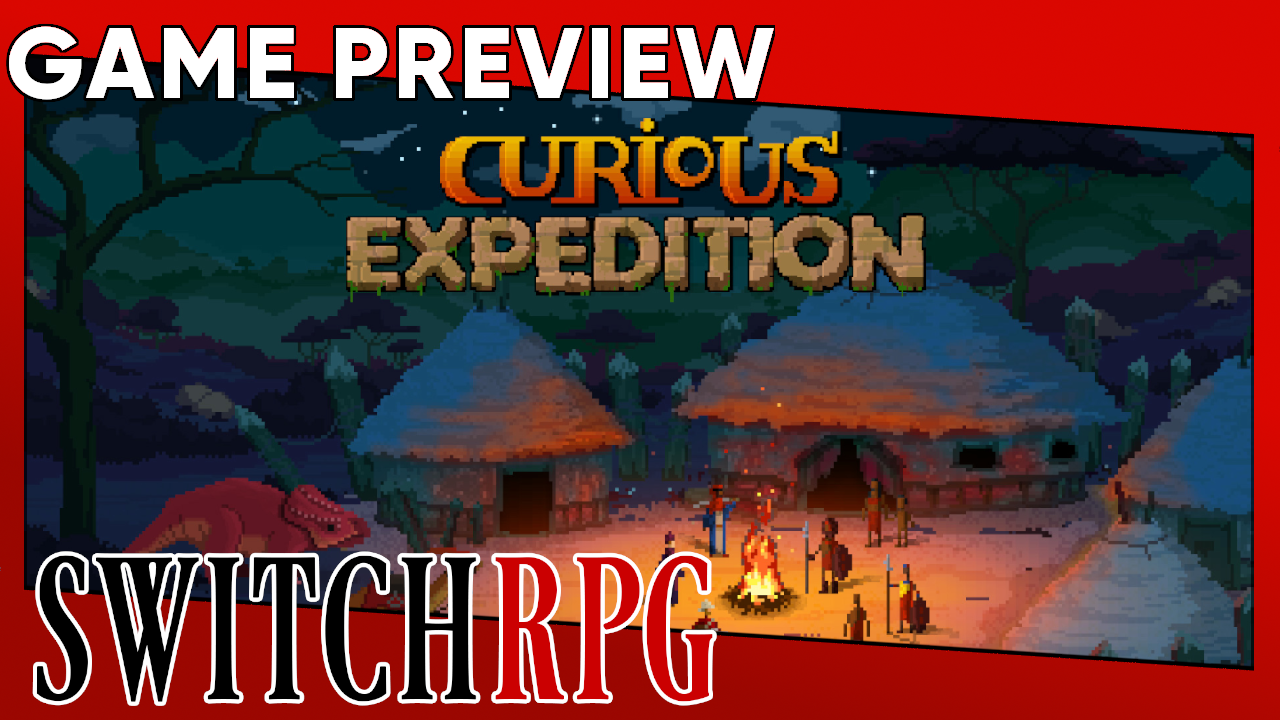 Curious Expedition Preview (Switch)