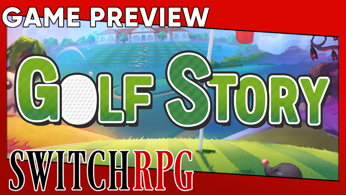 Golf Story Preview (Switch)