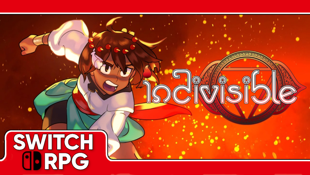 Let's Play Indivisible (Switch)