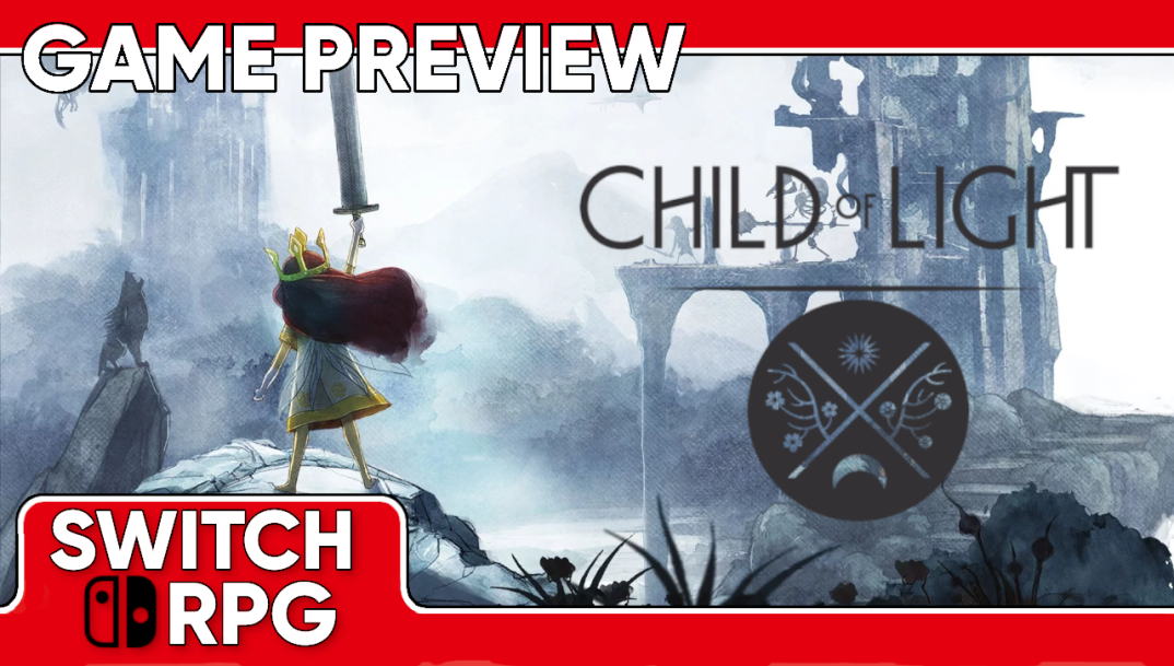 Child of Light Ultimate Edition - Switch Preview