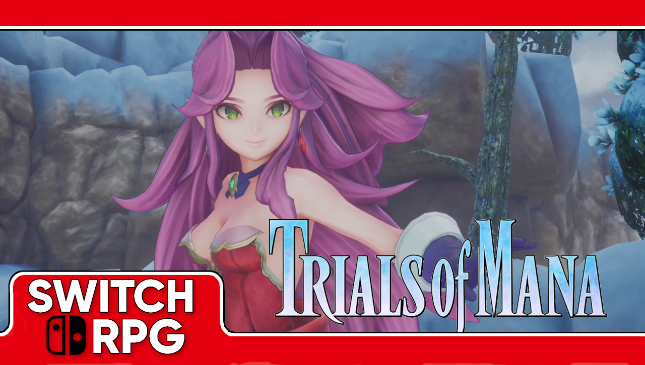 Let's Play Trials of Mana (Switch)