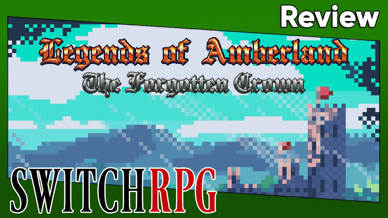 Legends of Amberland: The Forgotten Crown Review (Switch)