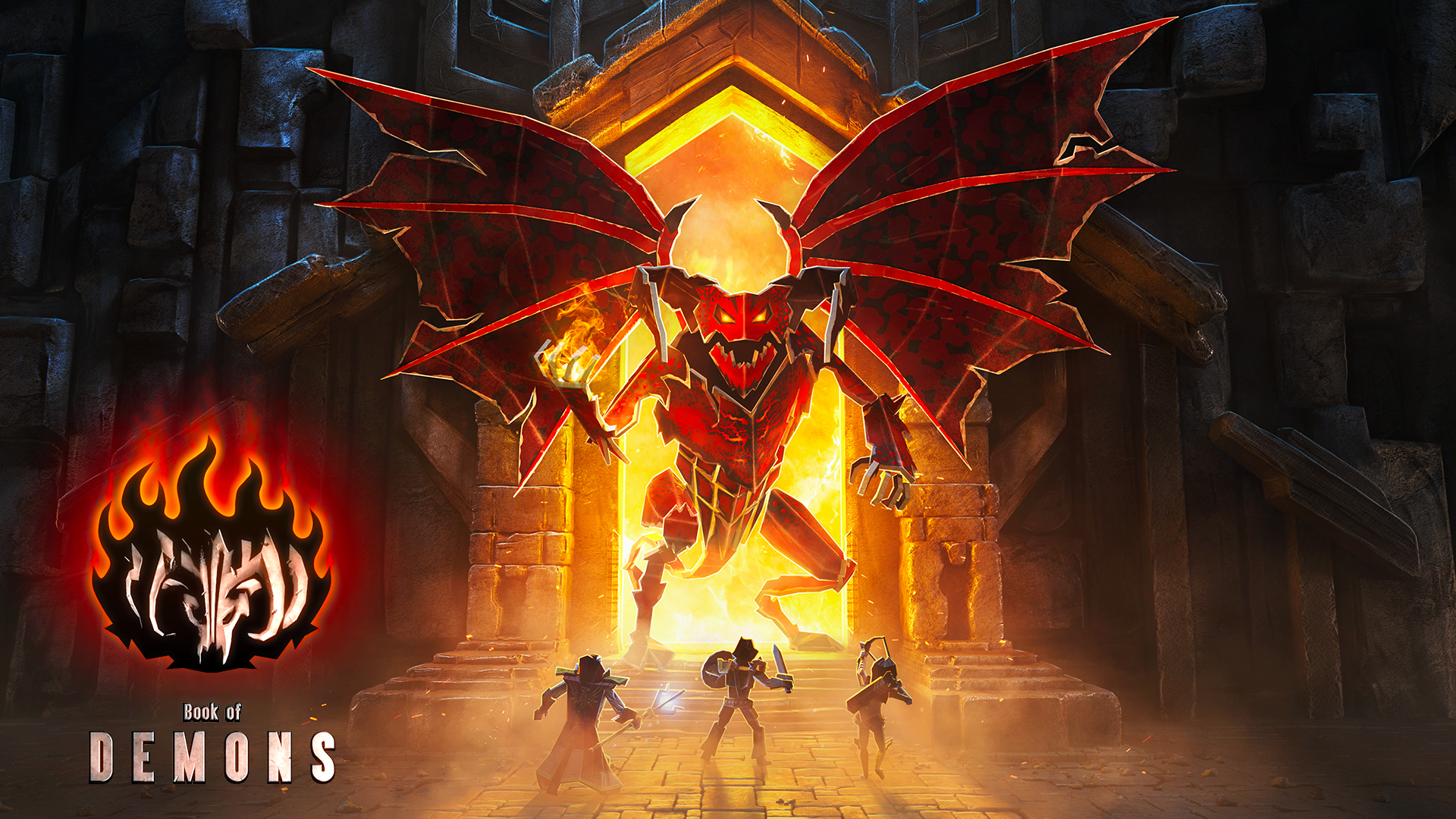 book of demons nintendo switch