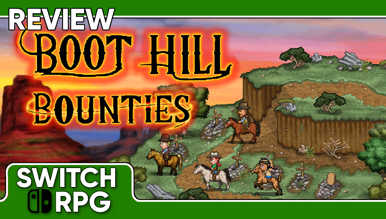 Boot Hill Bounties Review (Switch)