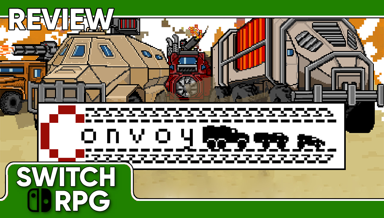 Convoy: A Tactical Roguelike Review (Switch)