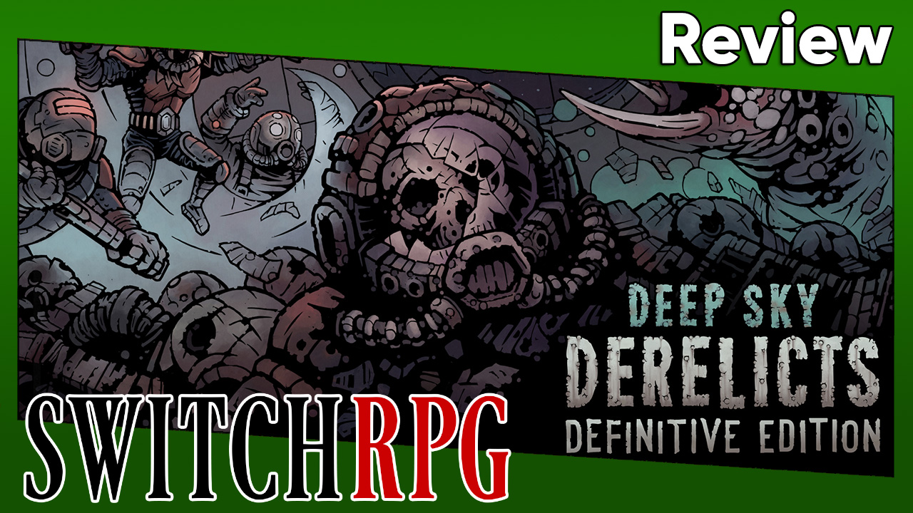 Deep Sky Derelicts Review (Switch)