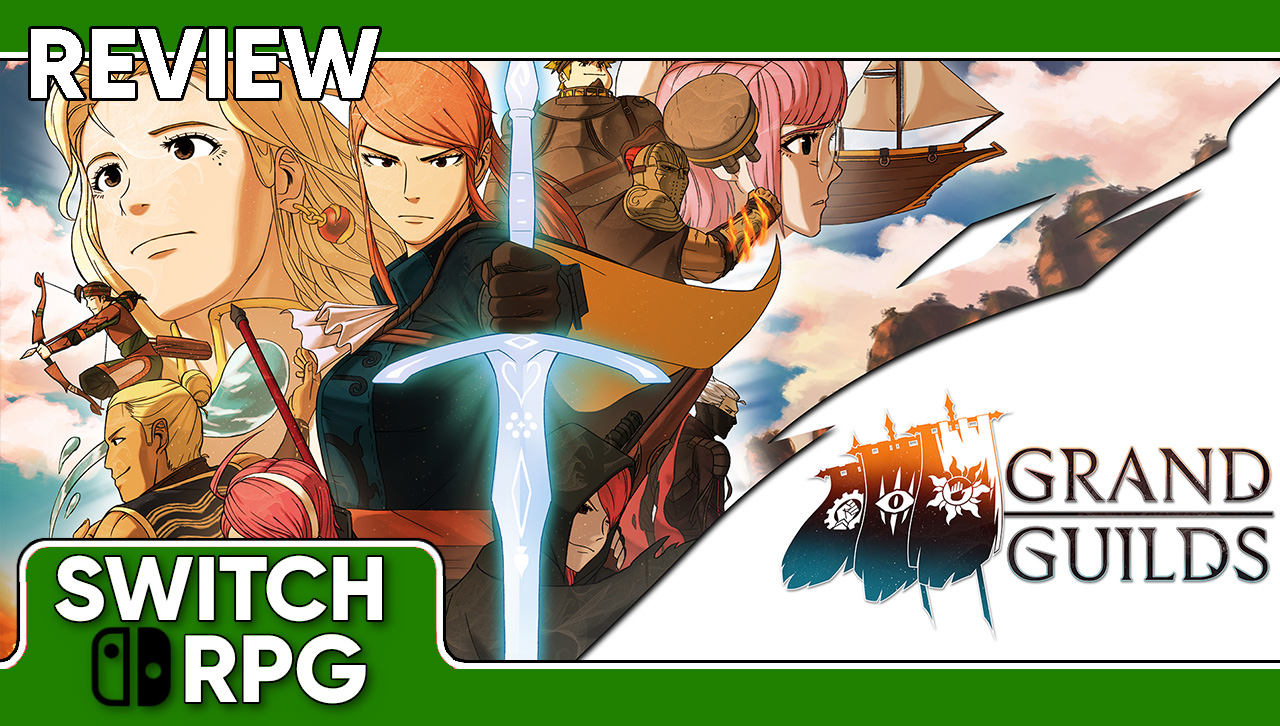 Grand Guilds Review (Switch)