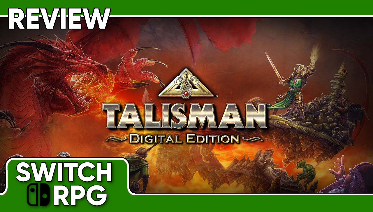 Talisman: Digital Edition Review (Switch)